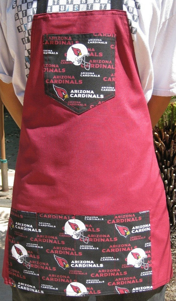 His or Hers NFL Apron - Arizona Cardinals