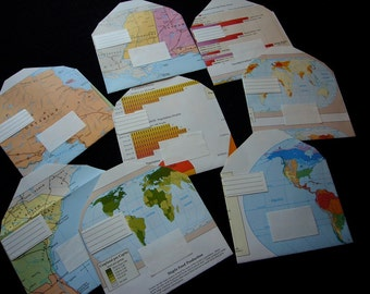 Atlas Upcycled Envelopes