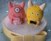 Monster Cake Topper