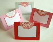 DIY Printable Place Setting Cards, Gift Tags, Personalize Note Cards, Digital Downloads