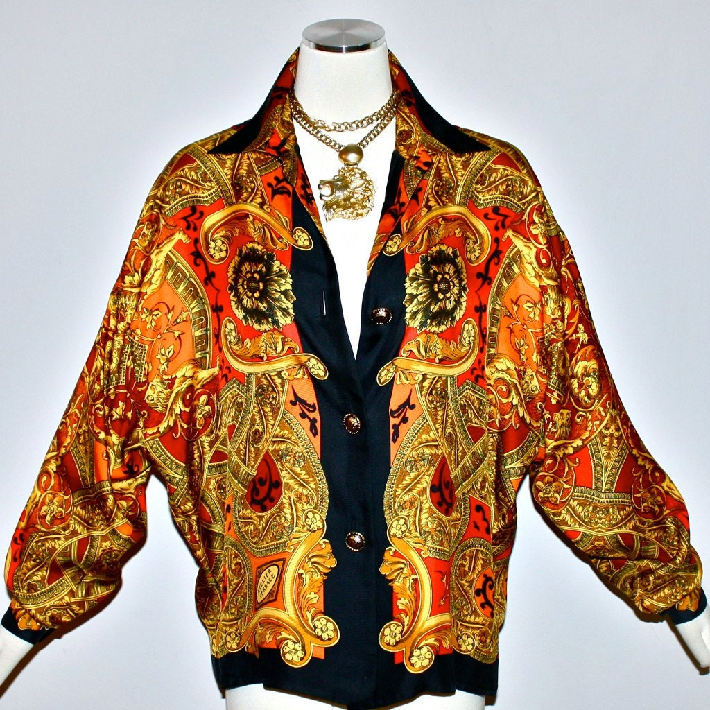 Gianni Versace Shirts