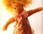 "Gracey -14""  Waldorf doll"