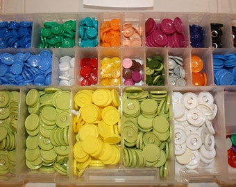 Variety pack of 150 IV caps to make what you like