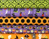 Costume Clubhouse by Sheri Berry for Riley Blake - One Yard Bundle with Banner Panel