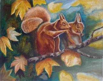 The Nut Seekers