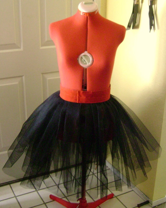Tulle Skirt Petticoat Custom Made to Order Any Size, Colors or Length