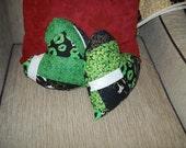 St. Patricks Day Heart-shaped pillows