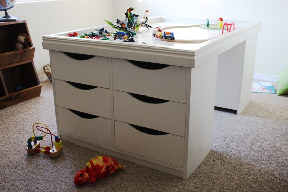 woodworking plans lego table
