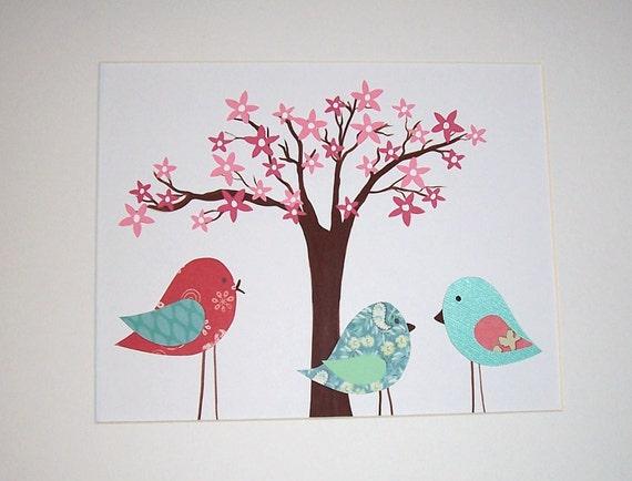 Etsy Girl Nursery Wall Decor : Items similar to kids wall art baby girl room decor