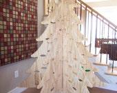 Eco-Friendly Plywood Christmas Tree