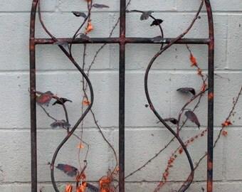 copper trellis