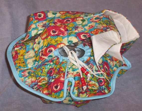 Quilted Casserole Carrier Cozy Hot Dish By