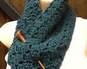 Tulip Stitch Scarf Crochet Pattern - Crochet Pattern No.510 Digital Download PDF