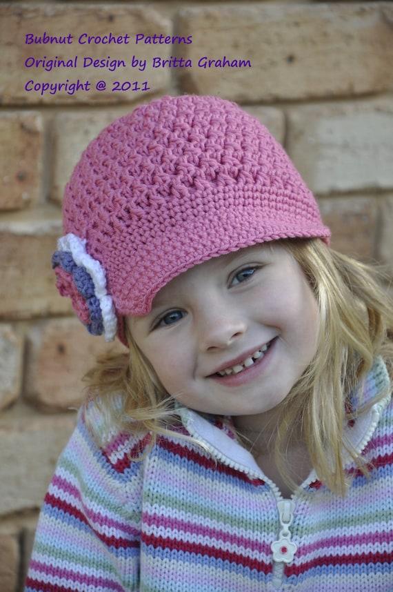 Italian Boy Name: Items Similar To Crochet Hat Pattern