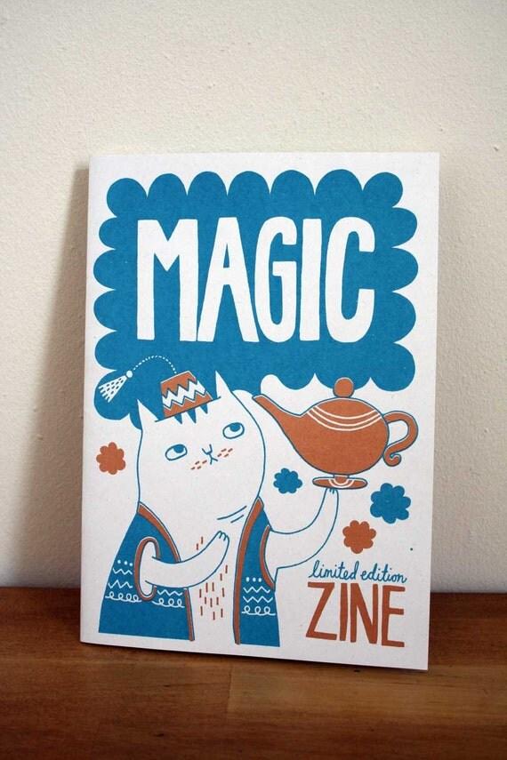 Magic zine