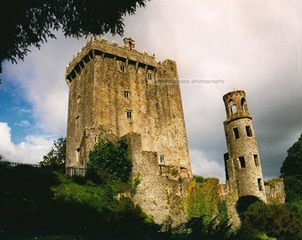 Blarney Castle Ireland photography