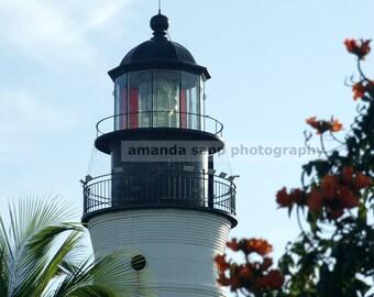 Key West Lighthouse photograph
