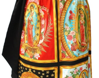 GUADALUPE VIRGIN SKIRT
