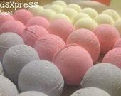 MoodsXpress Peppermint & Hemp Bath Bombs