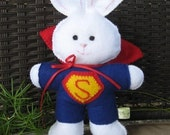Super Bunny Doll -Large