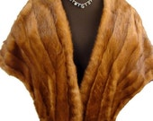 It's cold outside - 50's fur stole