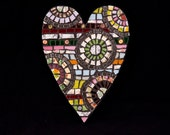 MoSaiC HeART Jazzy, Colorful Valentine's Day gift wall art