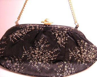 Purse, 1960s, formal clutch bag, lovely and sophisticated