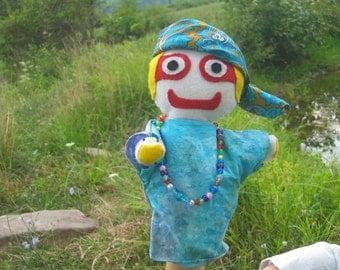 Baladeva Puppet