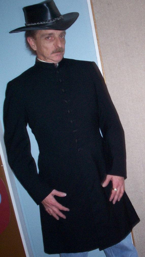 Victorian Edwardia Knights Templar Frock Coat