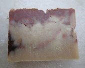 5 Sandalwoods Organic Shea Butter Handcrafted Artisan Soap Essential Oils Fine French Clays
