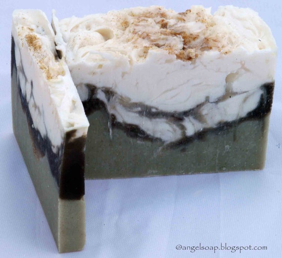 Rue Herbal Shea Soap