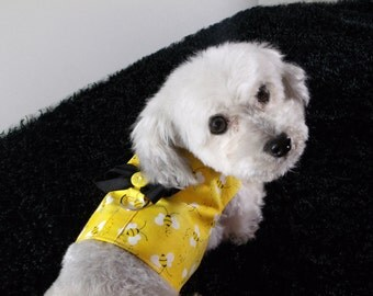Bumble Bee Harness Vest  for Dog