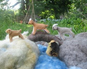 The Three Billy Goat's Gruff