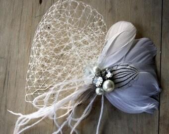 MILLA Bridal Fascinator