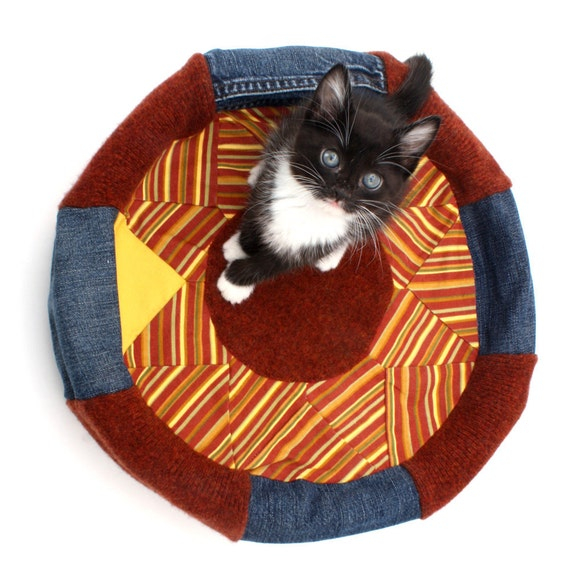 Purrocco one of a kind moroccan inspired cat bed by for One of a kind beds
