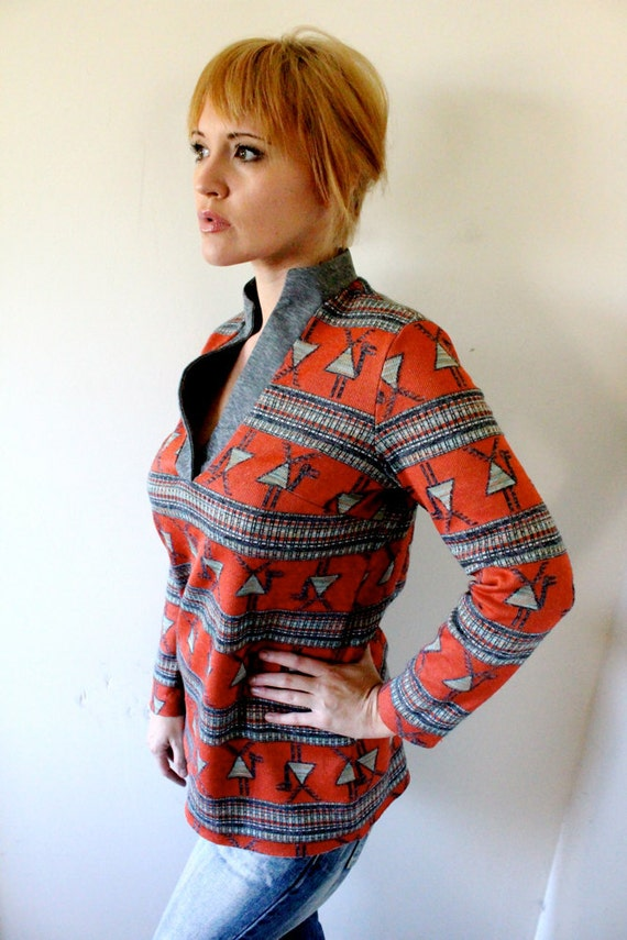 70's Native Top S/M
