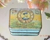 Vintage Players tin