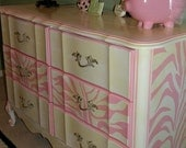 """Vintage Painted Cottage Shabby Furniture French Provincial """"Sophie"""" - MADE TO ORDER"""