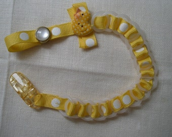 Baby Chain TWINKLE -Willow Yellow