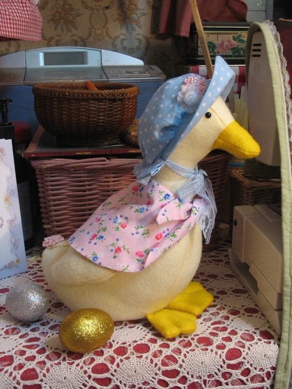 JEMIMA  Puddle-Duck    Reserved listing for Connie....Only Connie can buy this item