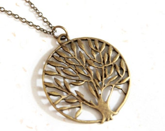 Love Tree Necklace (N0130)
