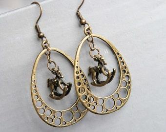 Rocking Horse Earring (E054)