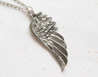 Angel's Wing Necklace (N268)