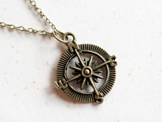Compass Necklace (N272)