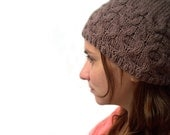 Silvestre Hat - PDF KNITTING PATTERN