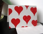 Not-So-Valentine's Day Cards - HEARTS