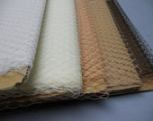 Weekly Promos -- Any Colors of 3 Yards 9 inches wide Birdcage Russian/French Veiling