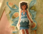 Pocket Fairy Doll - Laila - African American