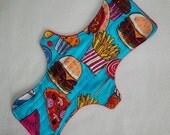 NEW SIZE Junk Food 11 Inch Cloth Pad