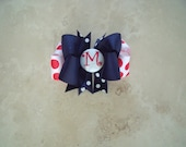 Personalized Boutique Hair Bow
